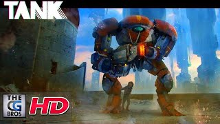 """VFX Short Films: """"Original Teaser Short: TANK"""" - by Aaron Sims Creative"""