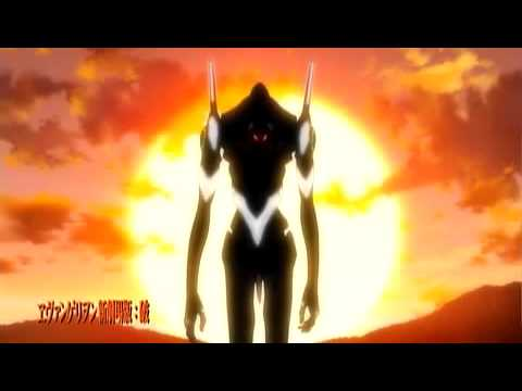 Evangelion 2 0 You Can Not Advance Trailer Youtube