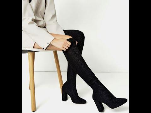 Zapatos Otoño Completo Para Zara Mujer Invierno 2016Hojéalo 6gyvbYf7