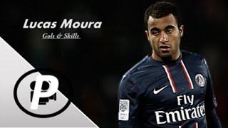 Lucas moura - gols e skills / suga suga baby bash ft.frankie j