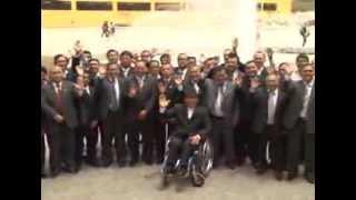 Trabajadores sanmarquinos que cumplieron 25 y 30 años de servicio se preparan para ser homenajeados