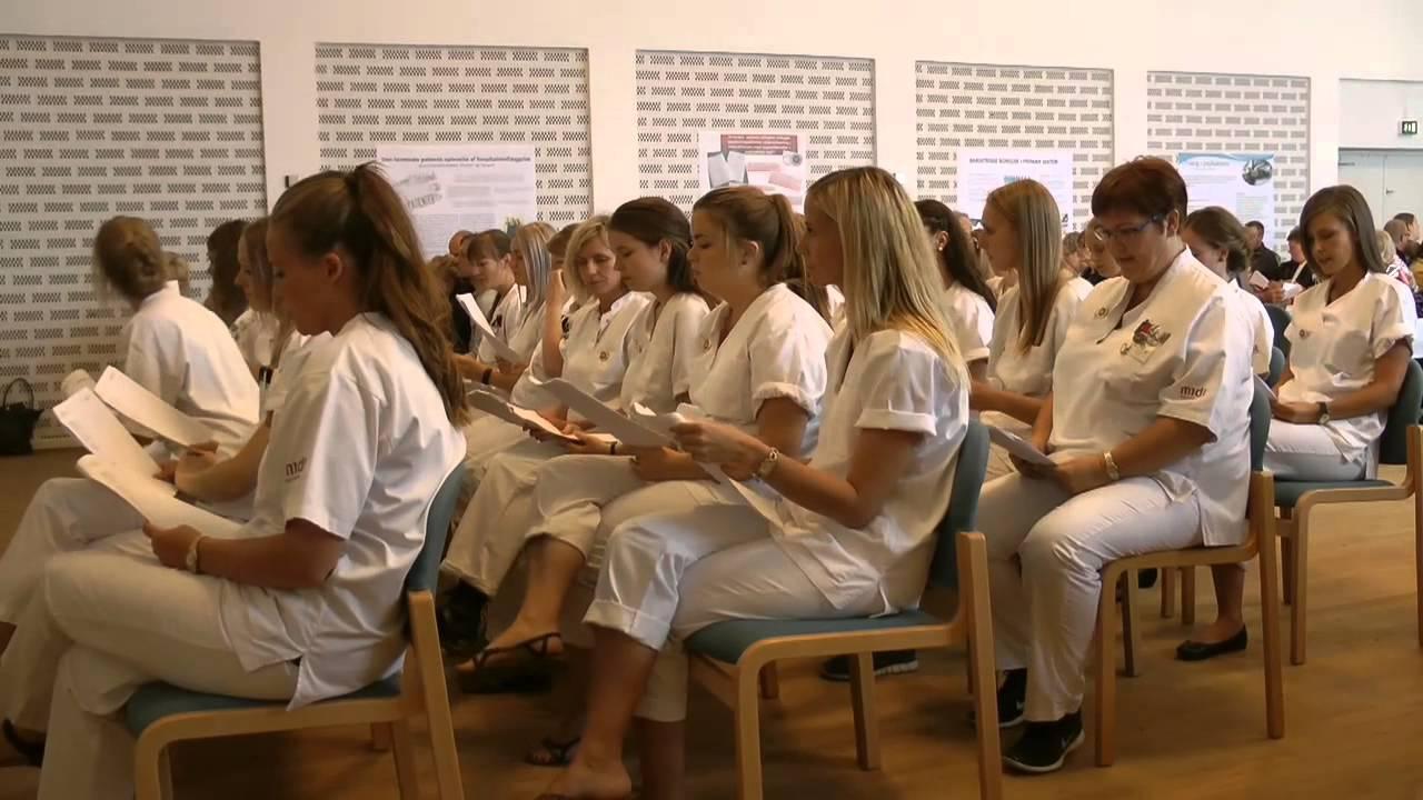 sygeplejerske uddannelsen