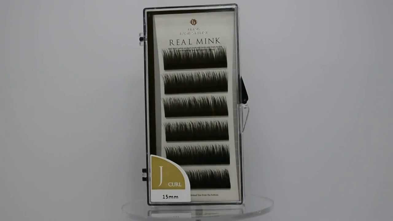 c930b136060 Blink Real Mink Eyelash Extensions - YouTube