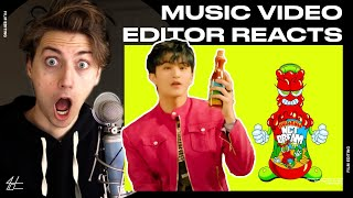 Editor Reacts To Nct Dream Hot Sauce Mv MP3