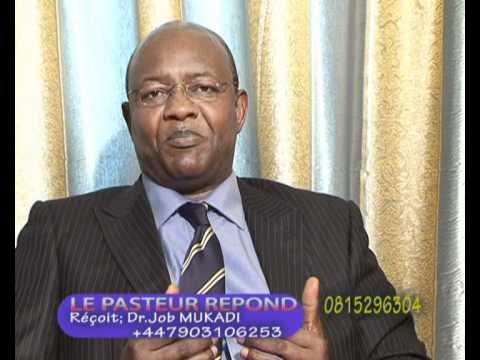 Download Dr. Job Mukadi - Le Pasteur Repond - 4 (2010)