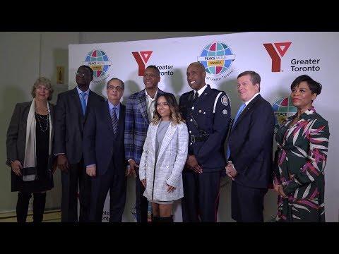 YMCA of Greater Toronto Honours Masai Ujiri