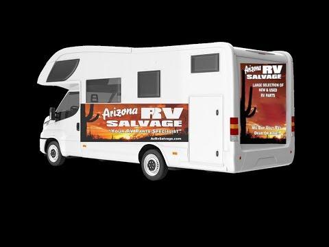 USED RV PARTS AT RV SALVAGE YARD