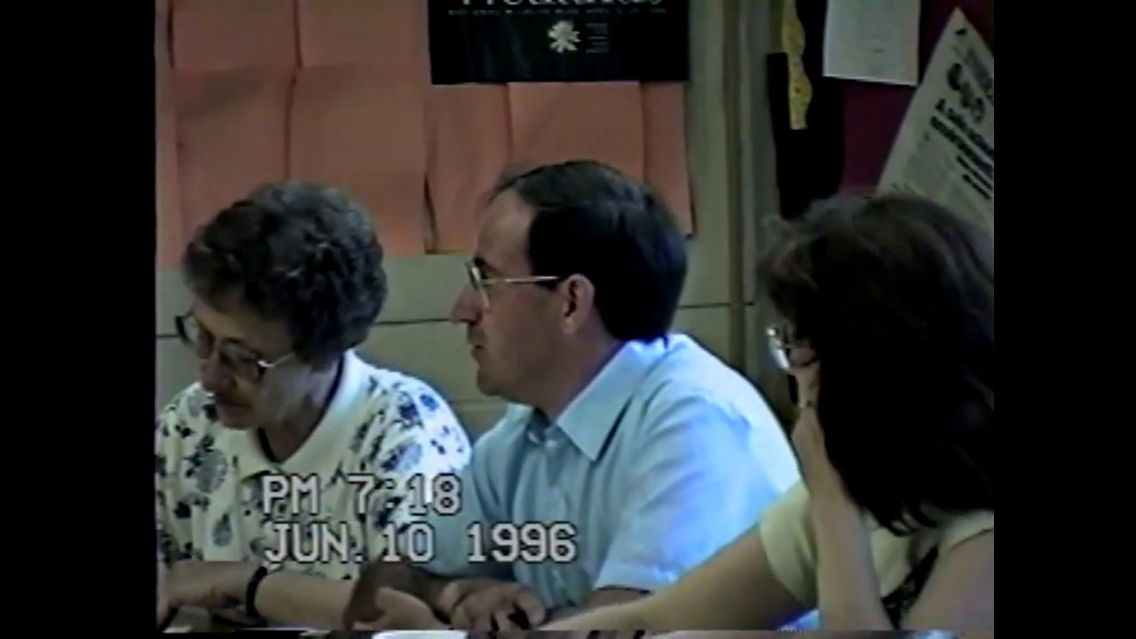 NCCS Board Meeting  6-10-96
