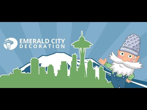Emerald City Decoration Factory Tour