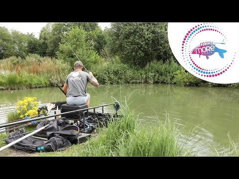 Record Breaker! Gizmo Angling Commercial Knockout Rd3, Heronbrook Fishery.