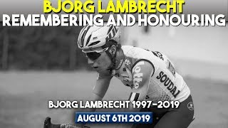 A Tribute To Bjorg Lambrecht - Remembering and Honouring A Great Cyclist.