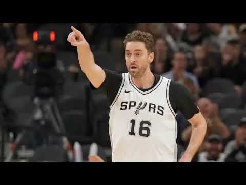 Pau Gasol's departure doesn't change much for the Spurs