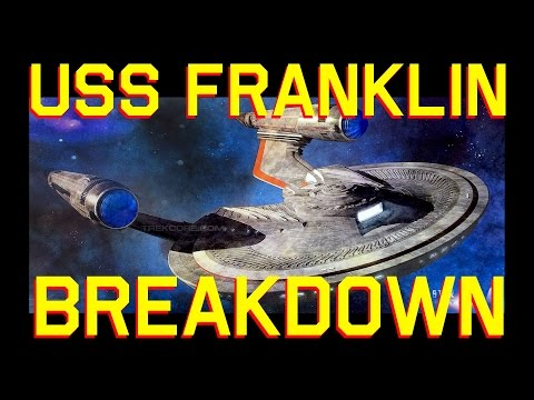 Thumbnail: USS Franklin Star Trek Beyond New Starship Breakdown