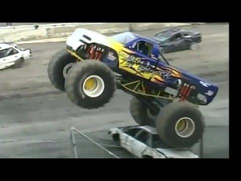 Aftershock Monster Truck Orange County Fair Speedway 2006