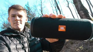 Best Bluetooth Speaker UNDER $100 // JBL Flip 4 Review (2019)