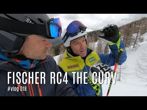 Narty Fischer RC4 THE CURV