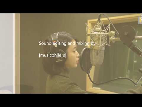 IU singing part [PSY-What Would It Have Been Like (어땠을까)]