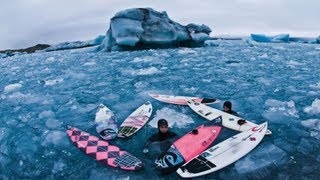 ICY NUMB - Surfing Where No One Dares - EpicTV Surf Report