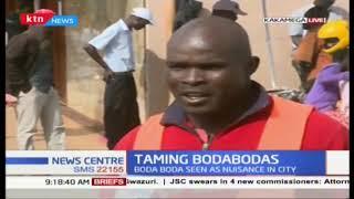 The taming of the boda boda sector |News Centre