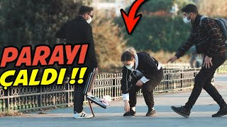WHAT WOULD YOU DO IF THE RICH VISUALLY DISABLED LOW MONEY? - SOCIAL EXPERIMENT