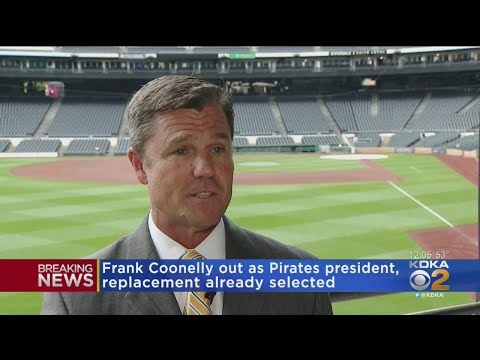 Sports Wrap with Ron Potesta - Pirates Fire President Coonelly