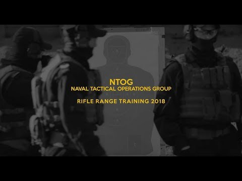 NTOG - Rifle Range Training 2018