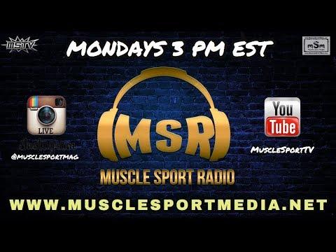 Muscle Sport Radio 12/26/17
