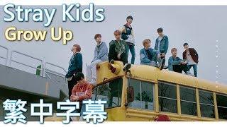 Stray Kids Grow Up (lyrics) 中韓字幕