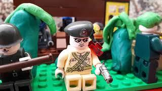 Лего мультик 2 Мировая война часть 1