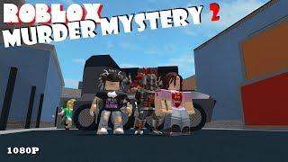 ¡QUIEN LE DISPARÓ AL SHERIFF! Roblox MURDER MYSTERY 2 05