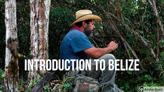 """Introduction to Belize"" Spoken Word Poem by Joe Martinez of Martz Farm"