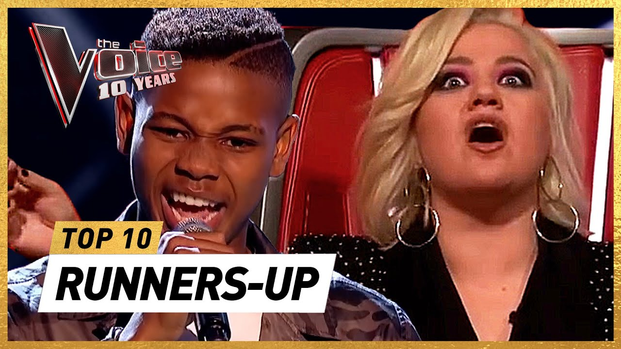The MOST TALENTED RUNNERS-UP in 10 years The Voice
