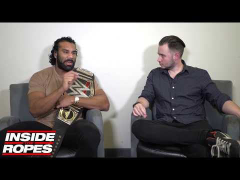 Jinder Mahal SHOOTS on Sudden Rise to become WWE Champion