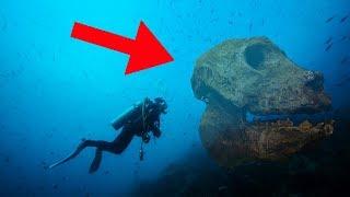 Unglaubliche Entdeckungen unter Wasser!