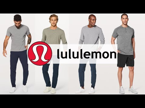 Top 5 Essential Lululemon MENS Items Explained!