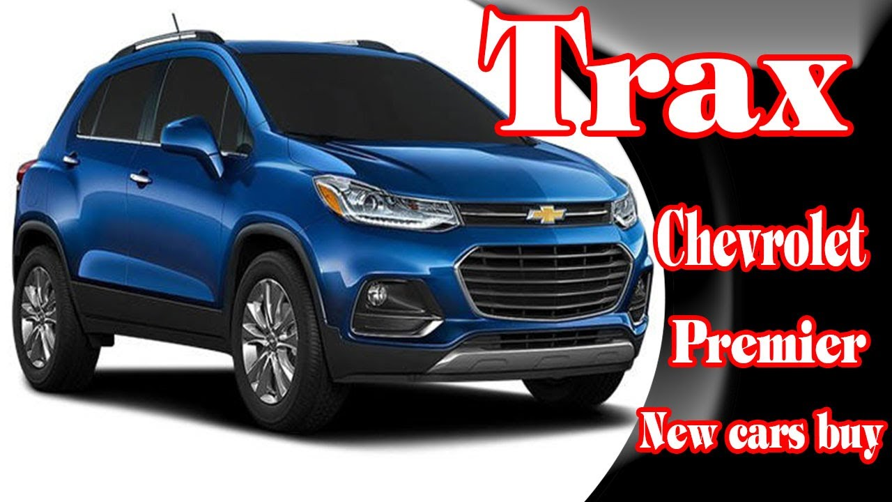 2018 Chevrolet Trax Lt Review New Cars