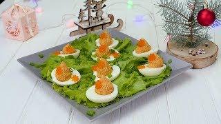 Как приготовить фаршированные яйца - Рецепты от Со Вкусом