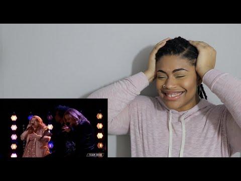 MaKenzie Thomas - Emotion (The Voice 2018) // REACTION!!!
