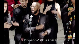 """Sing Out, March On"" at Harvard Commencement"