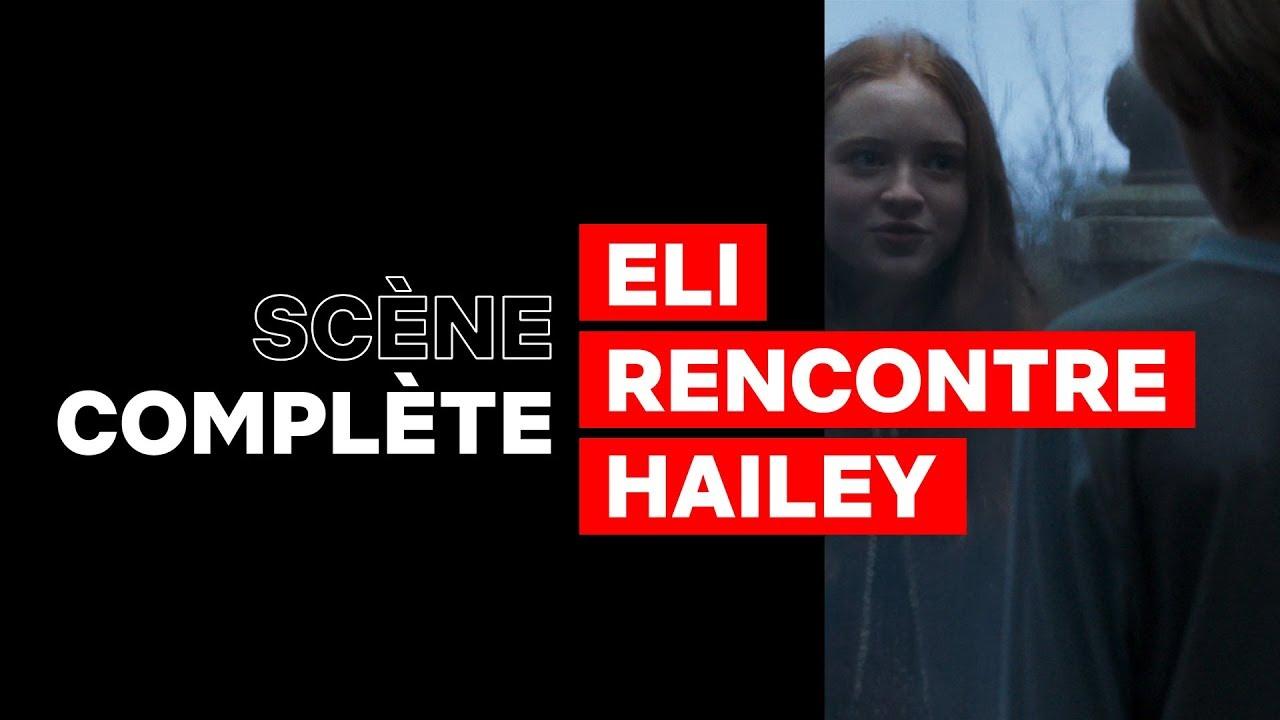 QUAND ELI RENCONTRE HAILEY | Scène complète | Eli | Netflix France