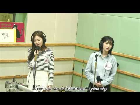 (Vietsub) 160602 - Oh My Girl's HyoJung & Binnie - MOM (cover)