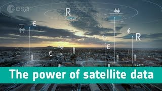 The power of satellite data