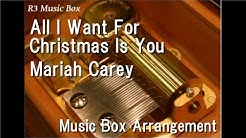 All I Want For Christmas Is You/Mariah Carey [Music Box]