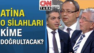 Kim Türkiye-Yunanistan savaşı istiyor? Uzman konuklardan dikkat çeken açıklamalar