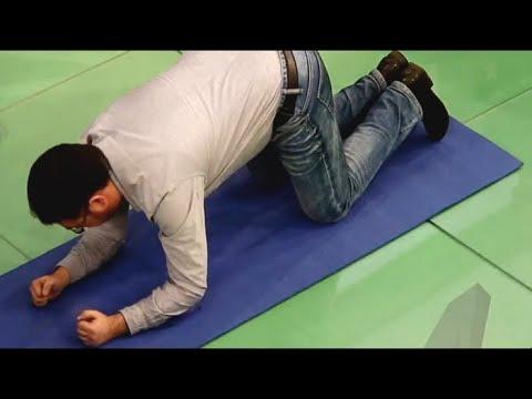 Упражнение при геморрое