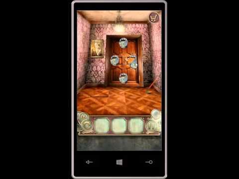 Побег из Особняка 9 уровень Windows Phone
