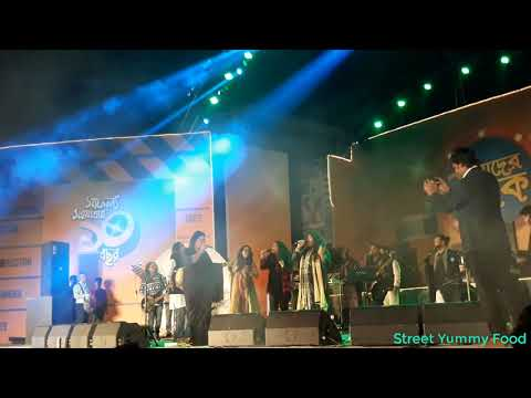 Bondhu Tui Local Bus By Singer Momtaz Stage Live / Bangla Song Bondhu Tui Local Bus Momtaz Begum 👌