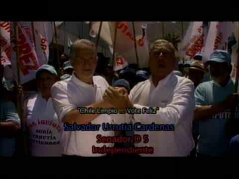 Franja Fuerza Pais - Salvador Urrutia Cardenas