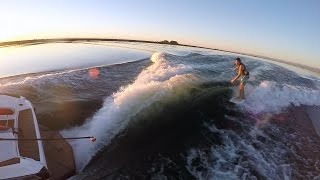 Wakesurfing with Chris Wolter: How do you define Intensity?