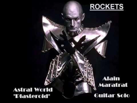 Guitar Solo Alain Maratrat   Astral World